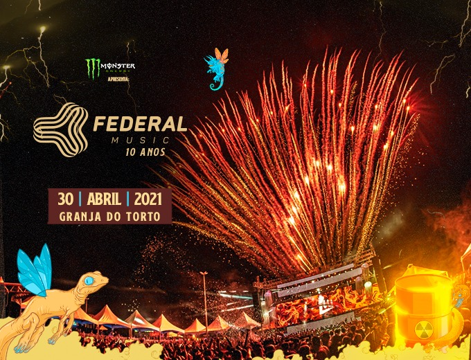 FEDERAL MUSIC 10 ANOS - MULTIVERSO